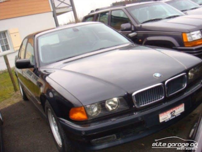 saloon BMW 7er 750i