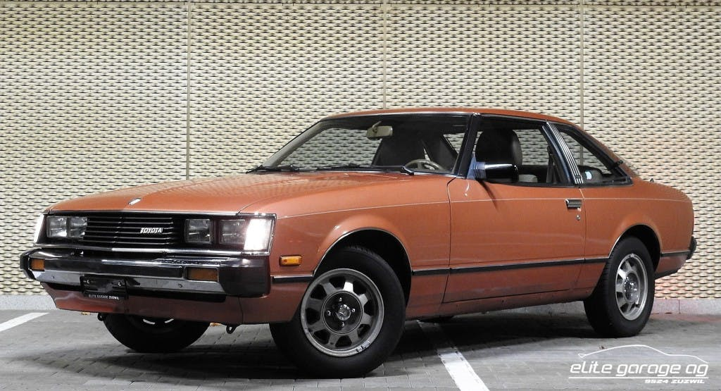 coupe Toyota Celica 1600 GT