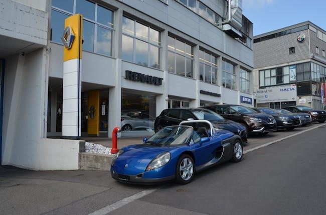 cabriolet Renault Spider 2.0 16V