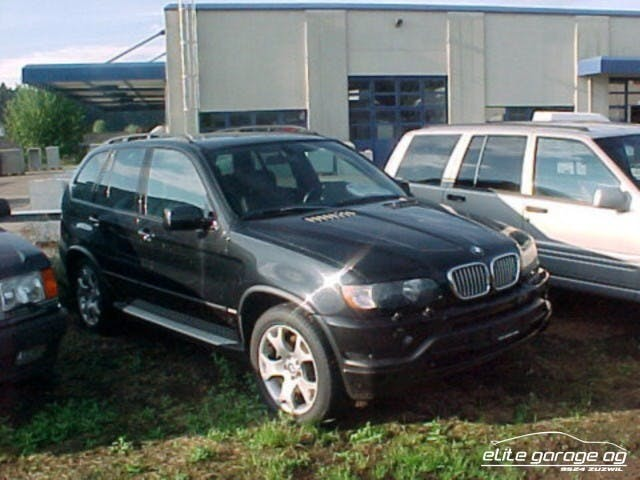 suv BMW X5 4.6is