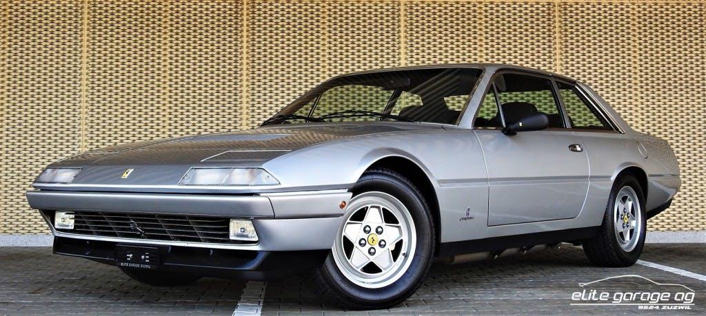 coupe Ferrari 412 412