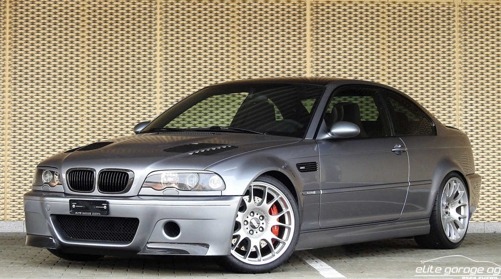 coupe BMW 3er M3 CSL