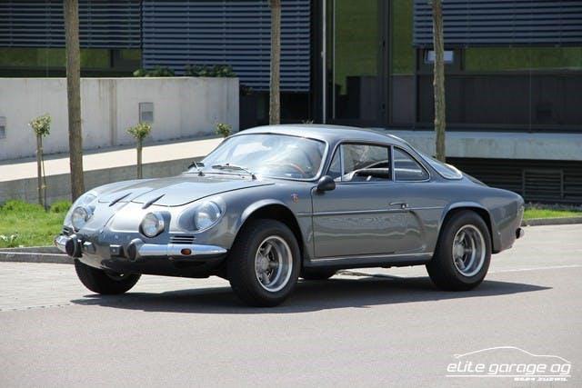 coupe Alpine A110 A5 Motor