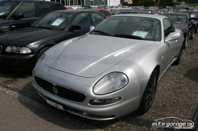 coupe Maserati GT 3200 GT