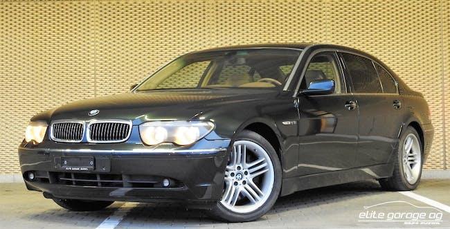 saloon BMW 7er 760i L