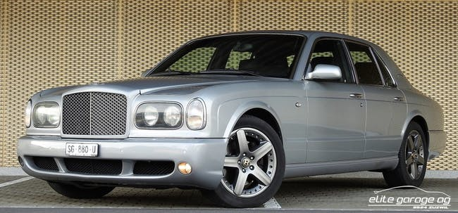 saloon Bentley Arnage T