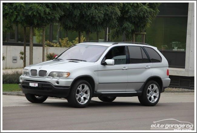 suv BMW X5 4.4i