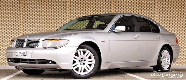 saloon BMW 7er 745i