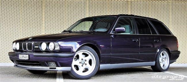 estate BMW 5er M5 Touring 3.8liter