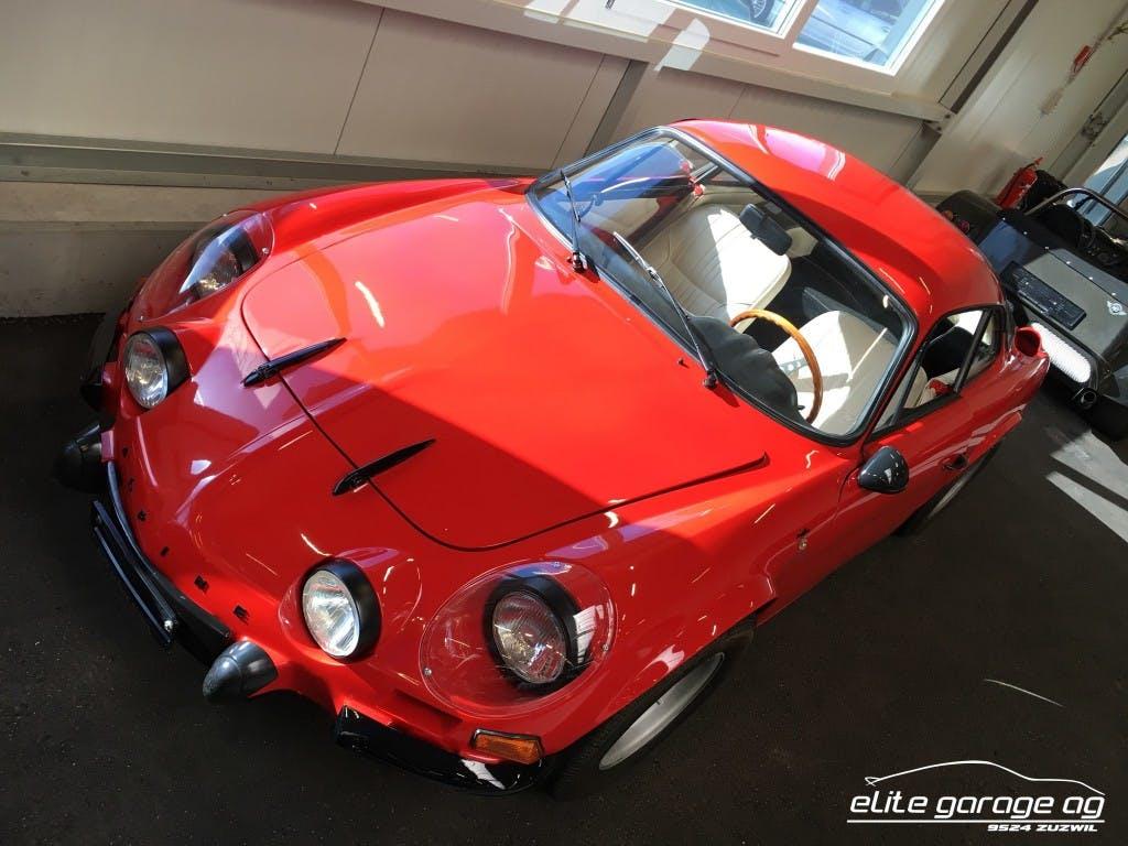 coupe Alpine A110 1300