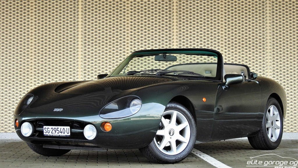 cabriolet TVR Griffith V8 5.0
