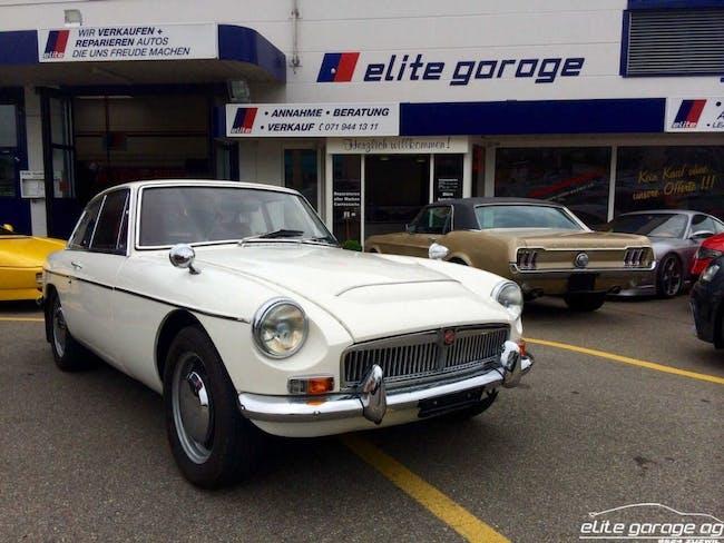 coupe MG MGC GT