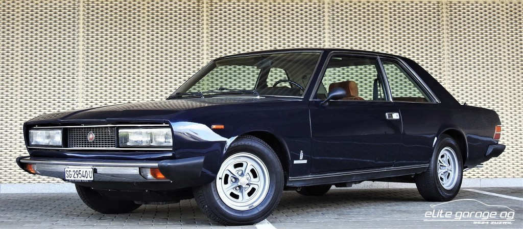 coupe Fiat 130 130