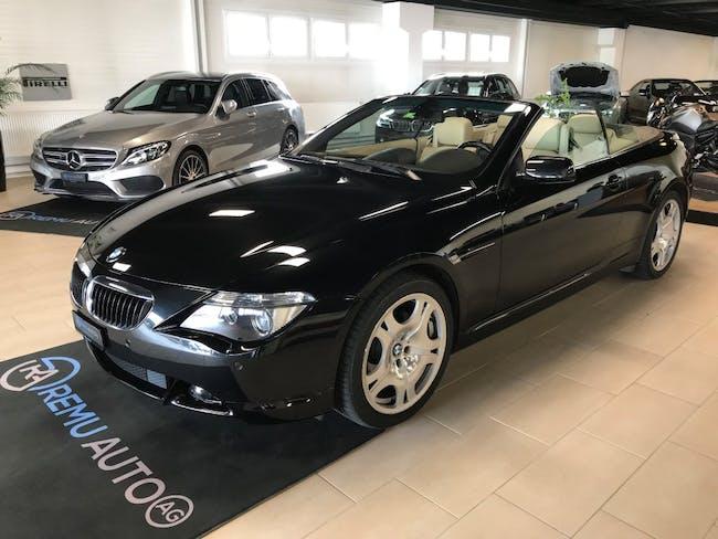 cabriolet BMW 6er 630i