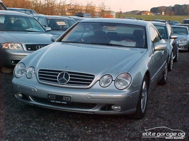 coupe Mercedes-Benz CL 500