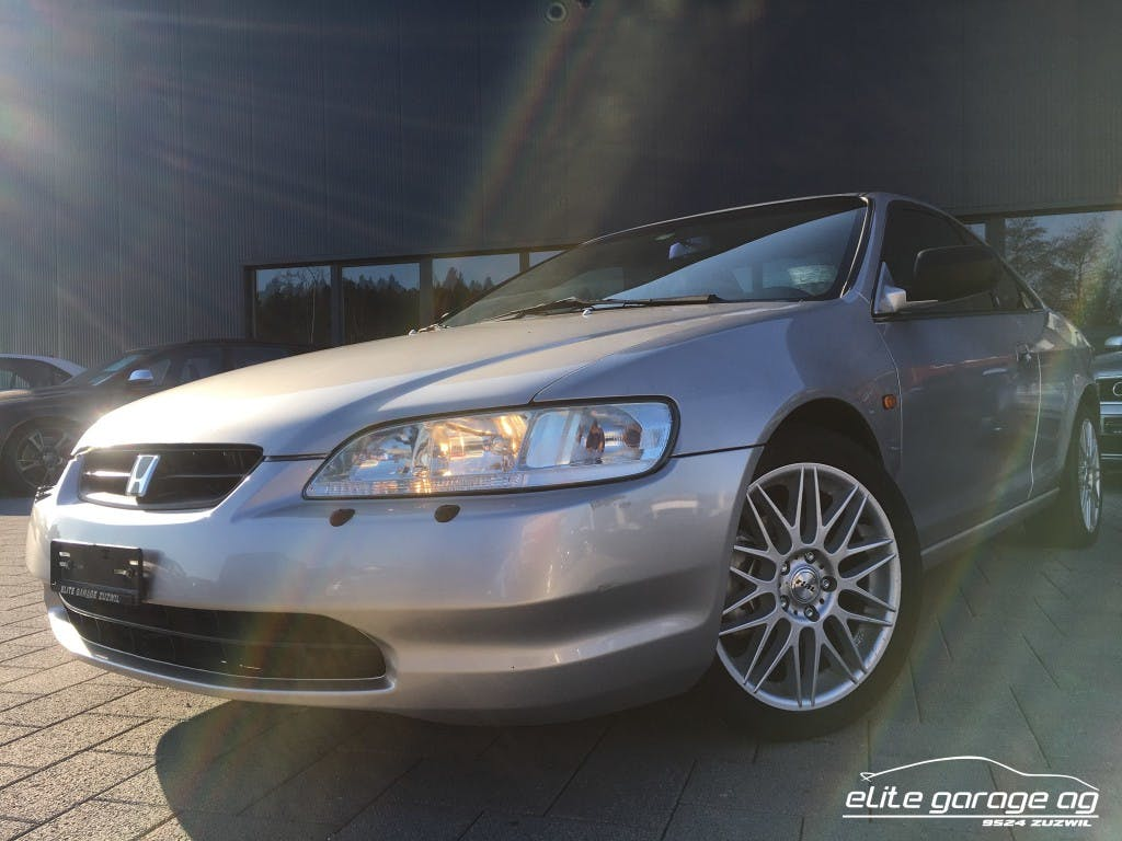 coupe Honda Accord Coupé V6 3.0i VTEC
