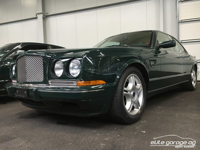 coupe Bentley Continental R Coupé
