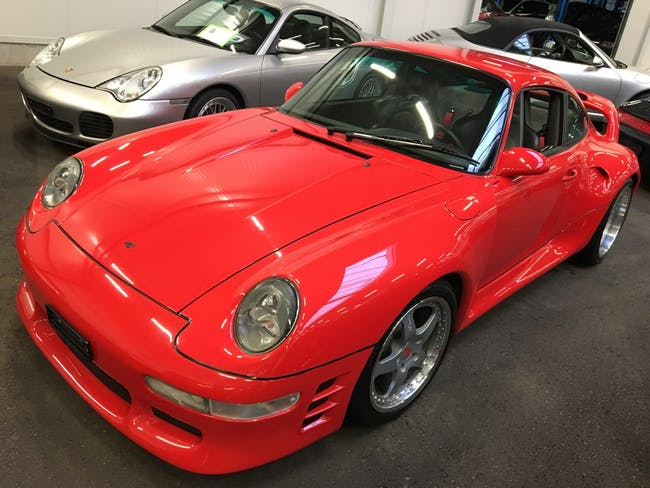 coupe Ruf CTR 2 Sport