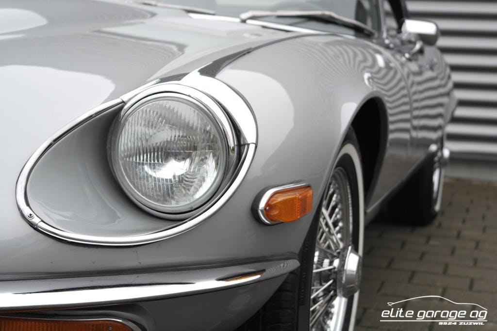 cabriolet Jaguar E-Type E E-Type III