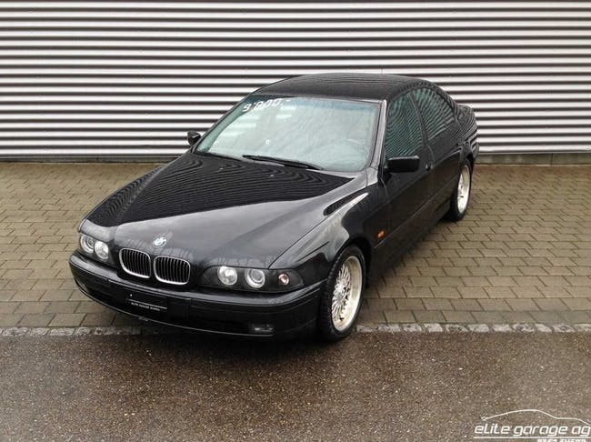 saloon BMW 5er 540i