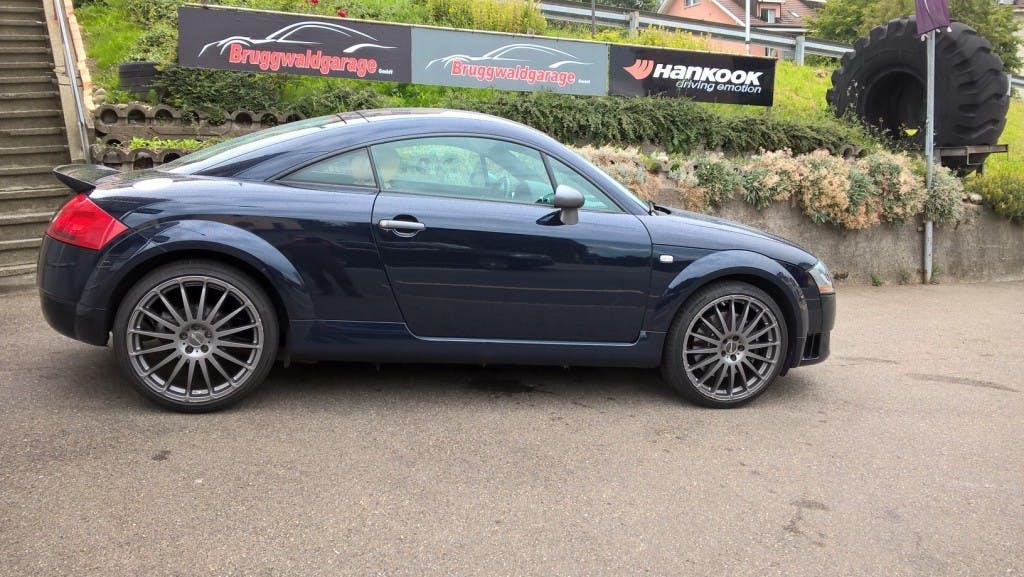 coupe Audi TT Coupé 3.2 quattro