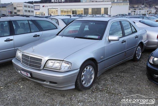 saloon Mercedes-Benz C-Klasse C 180 Esprit