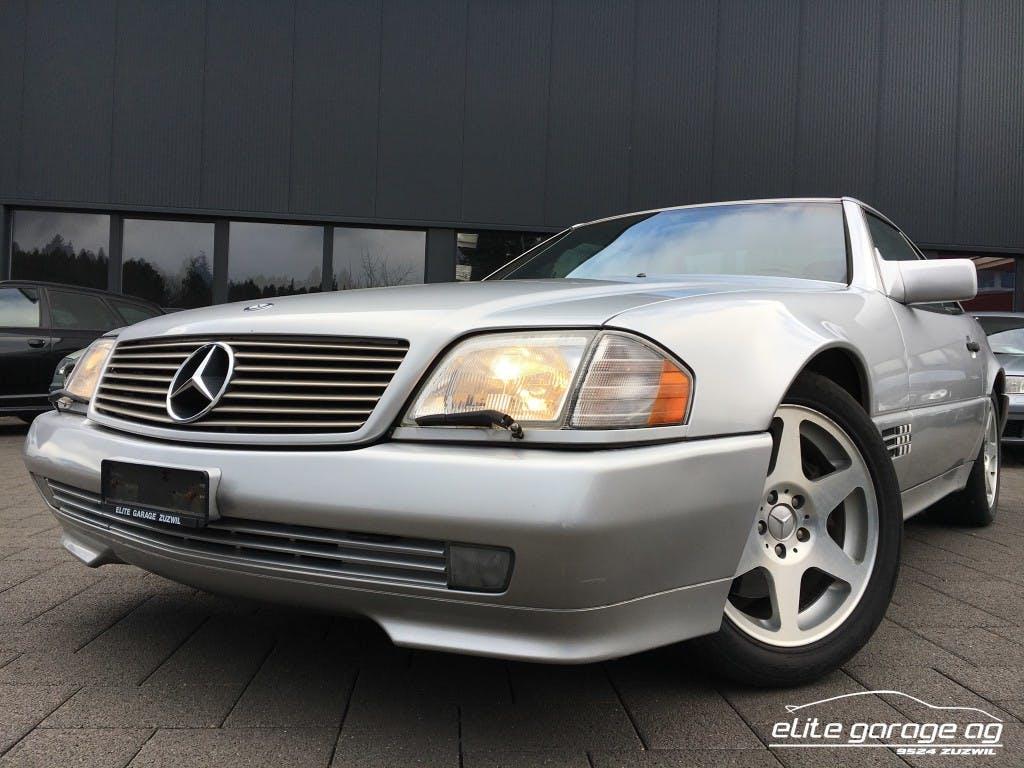 cabriolet Mercedes-Benz SL 500 Special Edition