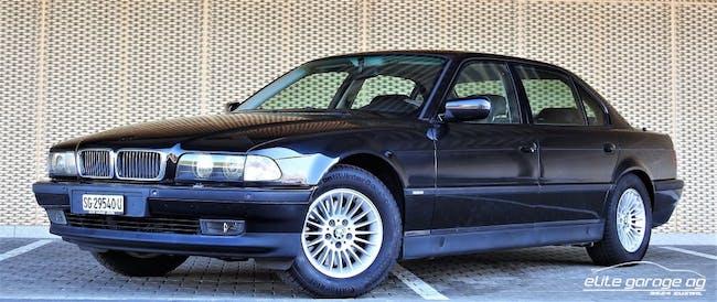 saloon BMW 7er 750iL