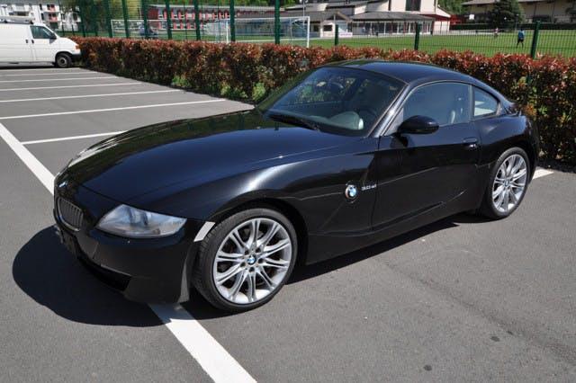 coupe BMW Z4 3.0si Coupé