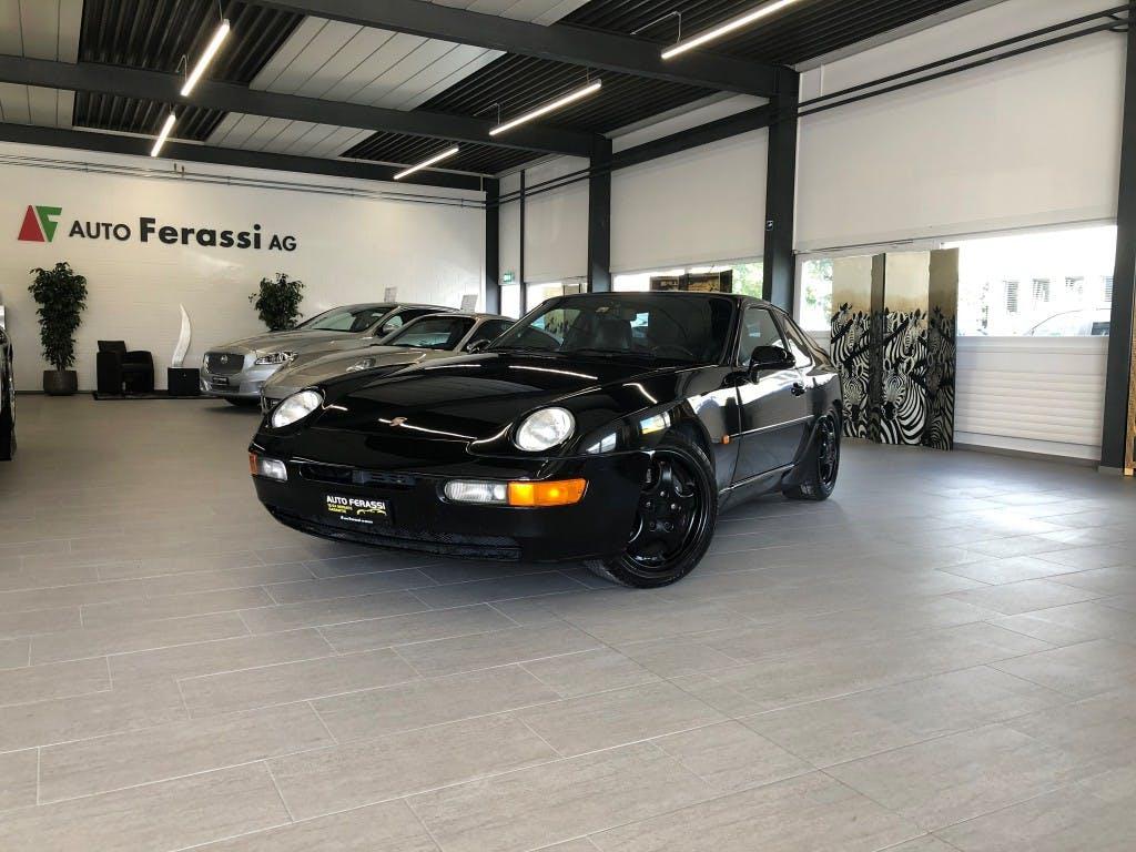 coupe Porsche 968 968