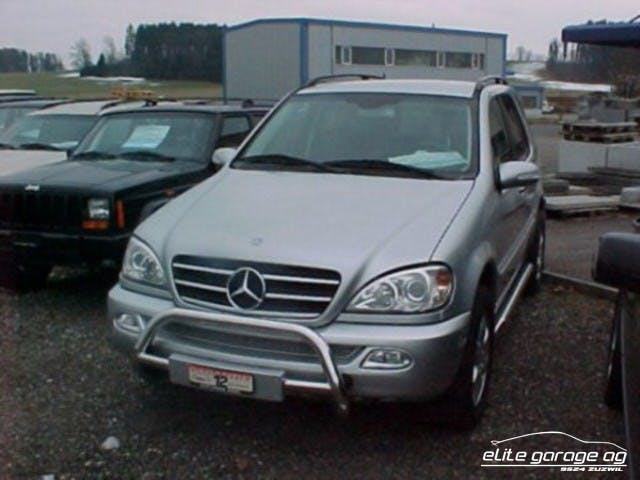 suv Mercedes-Benz M-Klasse ML 500