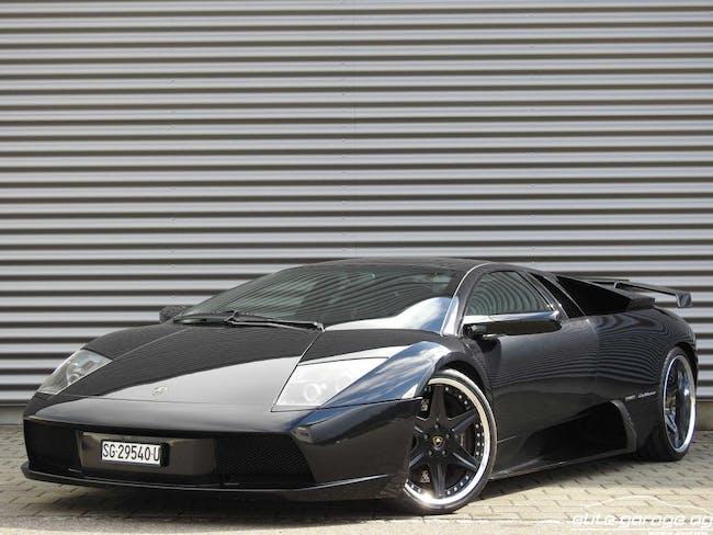 sportscar Lamborghini Murciélago 6.2 Coupé