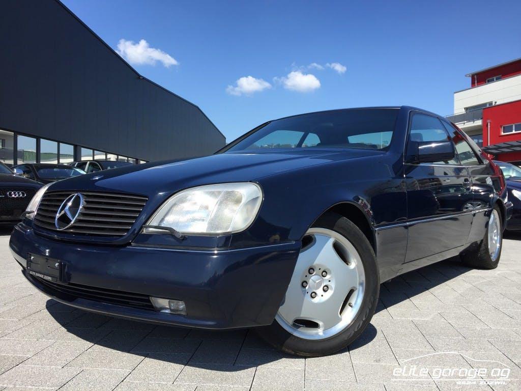 coupe Mercedes-Benz CL S 420 Automatic