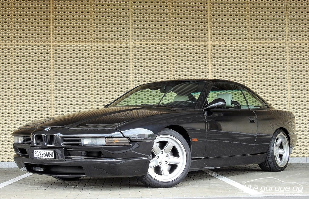 coupe BMW 8er 850CSi