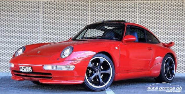 cabriolet Porsche 911 Targa