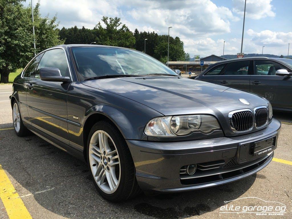 coupe BMW 3er 330Ci