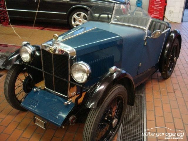 coupe MG M-Type M Roadster