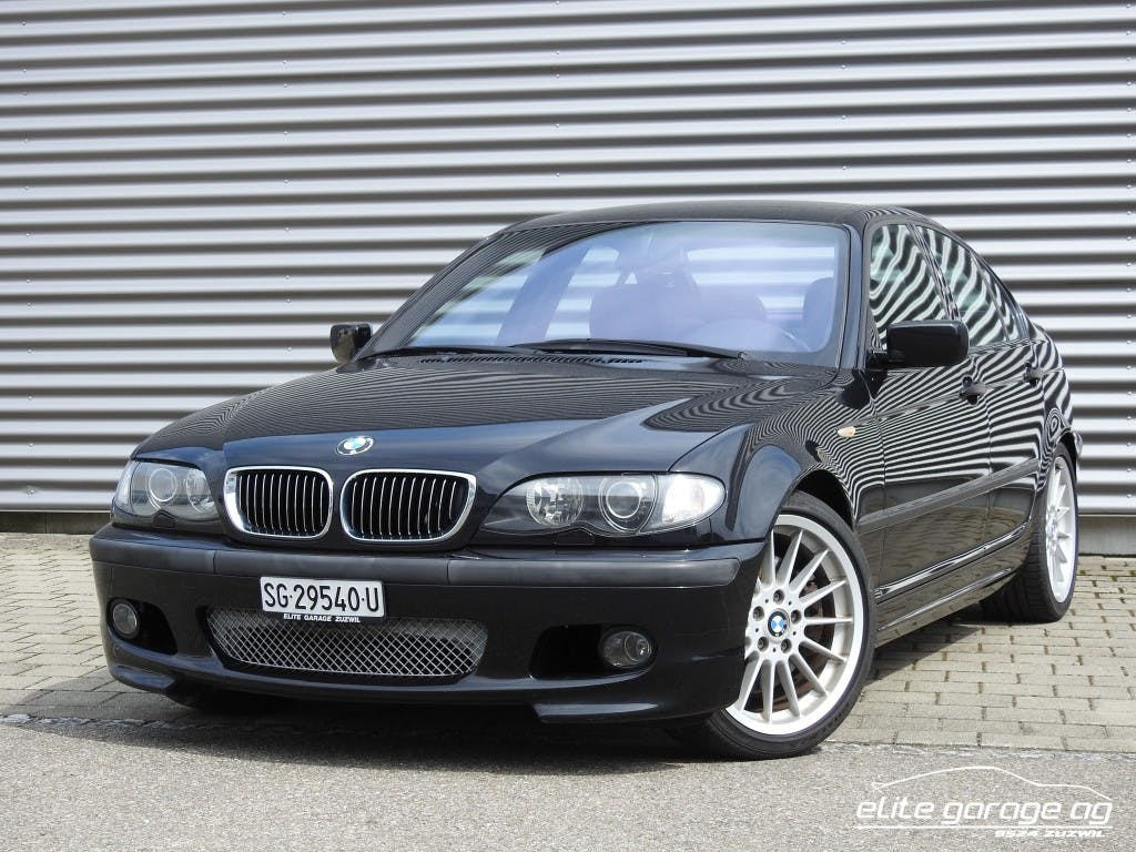 saloon BMW Alpina B3/D3 B3 3.4 S