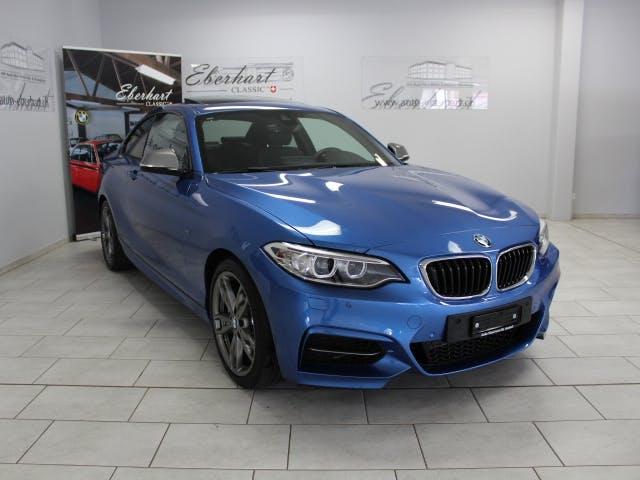 coupe BMW 2er M240i xDrive Coupé