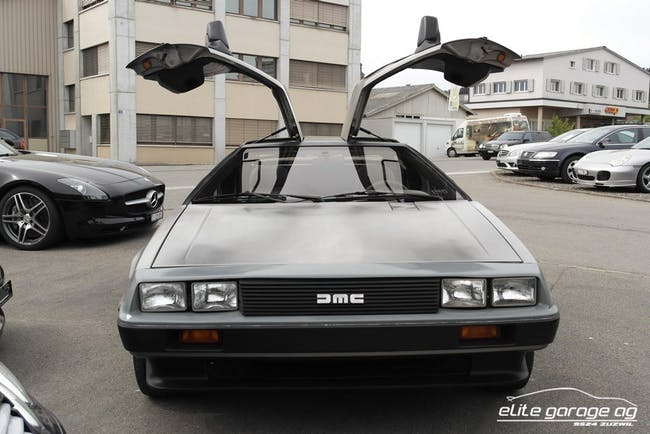 coupe De Lorean De Lorean DMC-12