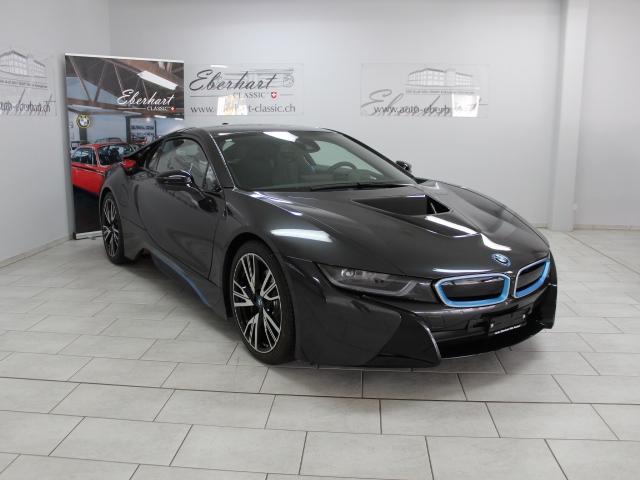 coupe BMW i8 - 100% WIR möglich