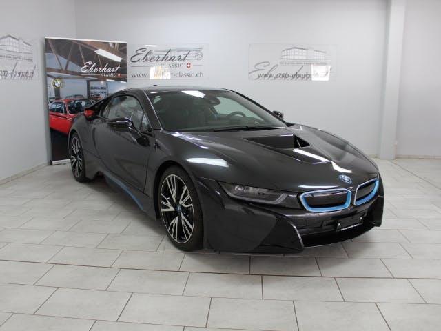 coupe BMW i8 i8 - 100% WIR möglich