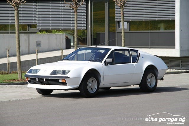coupe Alpine A310 A310 2700 VA