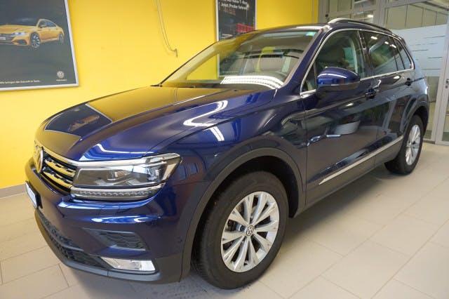 suv VW Tiguan 2.0TDI Comfort 4M