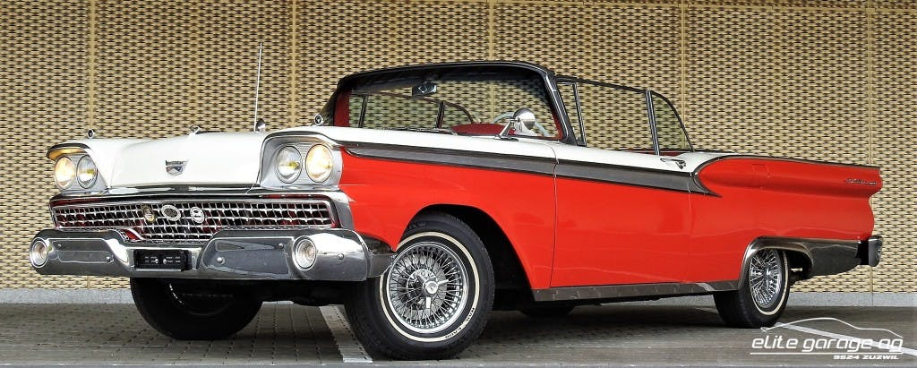 cabriolet Ford Fairlane 500 SKYLINER