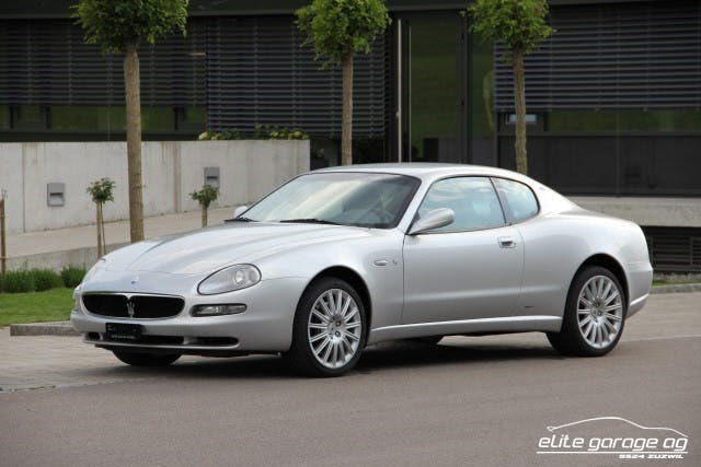 coupe Maserati GT Coupé GT