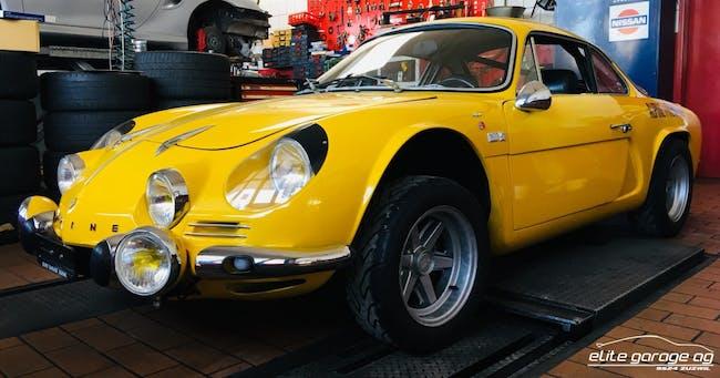 coupe Alpine A110 1300S