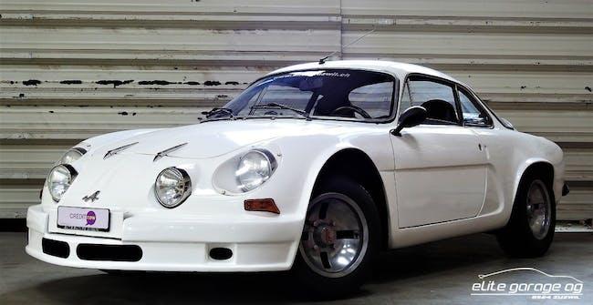 coupe Alpine A110 1600 SX
