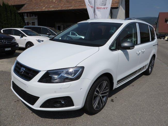 van SEAT Alhambra 2.0 TDI FR Line DSG