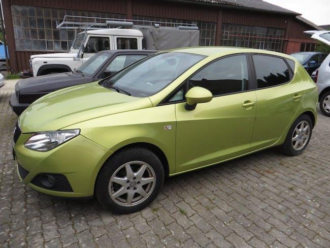 saloon SEAT Ibiza 1.4 Sport